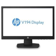 Màn hình vi tính LCD HP 18.5inch – Model V194 (Đen) – Hàng nhập khẩu