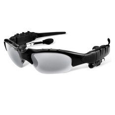 Mắt kính Bluetooth 4.1 nghe MP3-NBC BT-2 (Đen)
