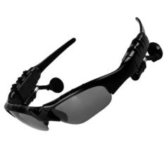 Mắt kính bluetooth tích hợp nghe nhạc MP3 (Đen)