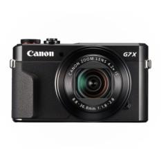 Máy ảnh KTS Canon G7X Mark II và Zoom quang 4.2x (Đen)