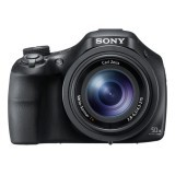 Máy ảnh KTS Sony Cyber-shot DSC-HX400V 20.4MP và Zoom quang 50x (Đen)