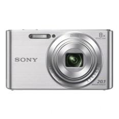 Máy ảnh KTS Sony DSC-W830/BC E32 20.1MP và Zoom quang 8x (Bạc)