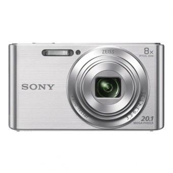 So sánh giá Máy ảnh KTS Sony DSC-W830/BC E32 20.1MP và Zoom quang 8x (Bạc) Tại HC Home Center