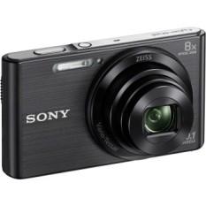 Máy ảnh KTS Sony DSC-W830/BC E32 20.1MP và Zoom quang 8x (Đen)
