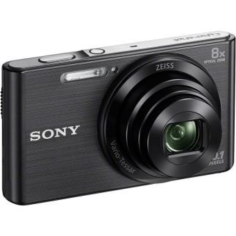 Mua Máy ảnh KTS Sony DSC-W830/BC E32 20.1MP và Zoom quang 8x (Đen) ở đâu tốt?