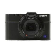 Máy ảnh KTS Sony RX100M3 20.2MP và Zoom quang 5x (Đen)