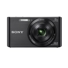 Máy ảnh KTS Sony W830 20.1MP và zoom quang 8x (Đen)