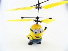 Máy bay Minion điều khiển cảm ứng hình Minion (Vàng)