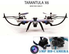 Máy bay điều khiển từ xa Quadcopter JJRC X6 Tarantula và Camera Full HD 5.0 mpx