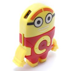 Mẫu sản phẩm Máy nghe nhạc MP3 NVPro Minion (Màu ngẫu nhiên)