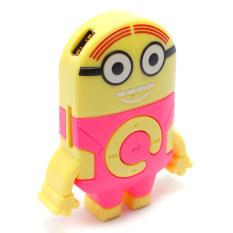 Máy nghe nhạc MP3 NVPro Minion(hồng)
