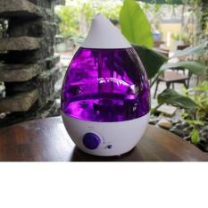 Máy phun sương hình giọt nước(Purple)