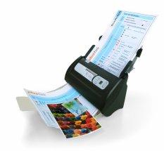 Giá Khuyến Mại Máy Scan tốc độ cao 2 mặt Plustek PS288 (Đen xám)