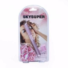Máy tẩy lông skysuper Groomer (Hồng)