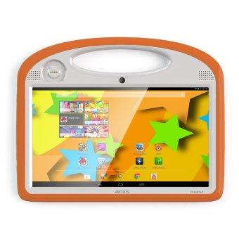 Mẫu sản phẩm Máy tính bảng ARCHOS 101 ChildPad 8GB Wifi (Trắng viền Cam)