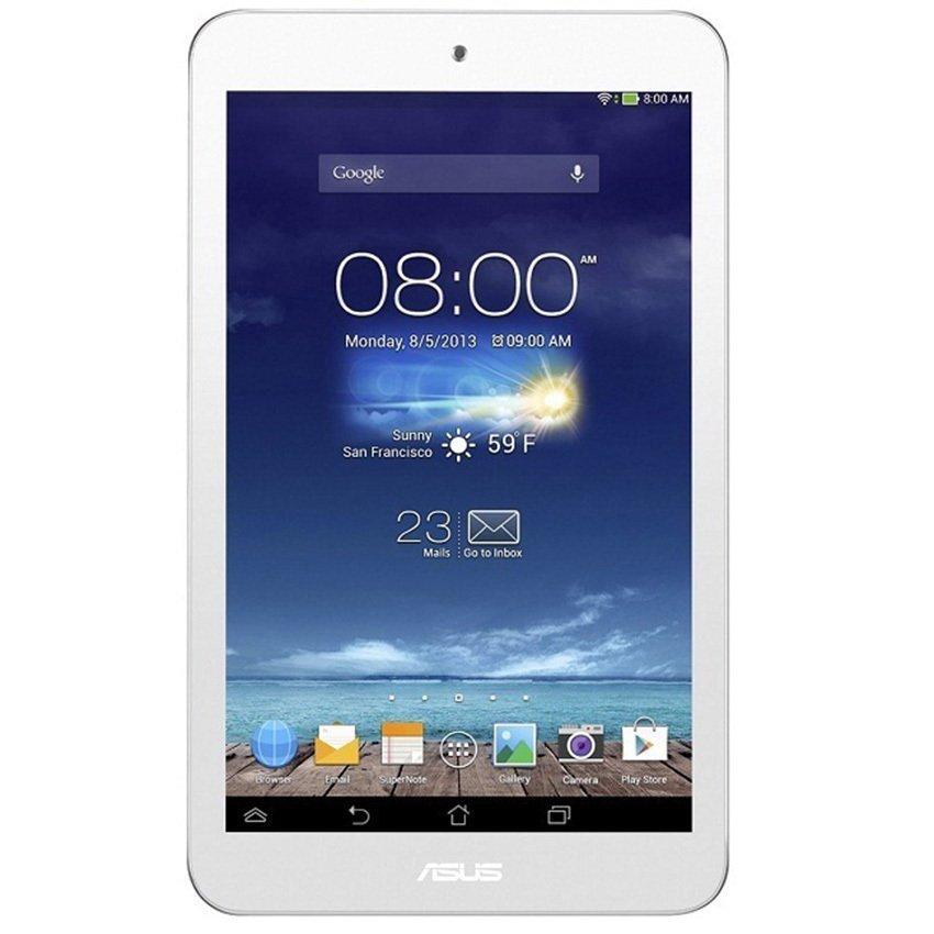 Máy tính bảng Asus Memopad 8 ME181CX-1A012A Wifi 8GB (Trắng) - Hàng nhập khẩu