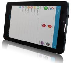 Giá Khuyến Mại Máy tính bảng cutePad M7022 4-core 8GB 3G (Đen) – Hãng Phân phối chính thức