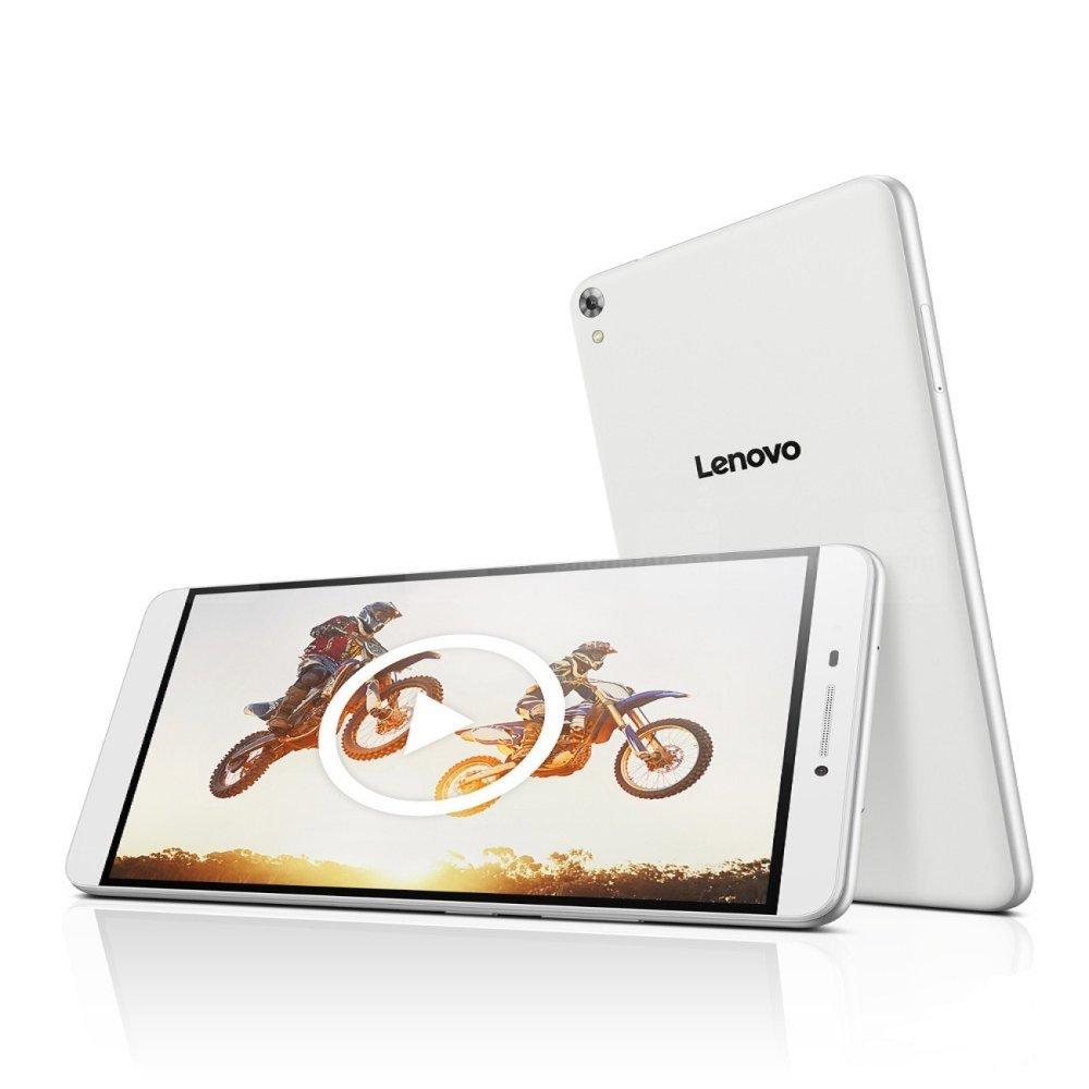 Giá KM Máy tính bảng Phablet Lenovo PHAB PB1-750M 16GB (Đen) – Hãng phân phối chính thức