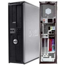 Máy tính để bàn Dell Optiplex Seri7 RAM 4GB (Xám)
