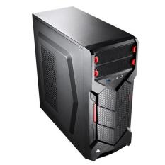 Máy tính để bàn VNCOM H55 Core i5 RAM 4GB (Đen)