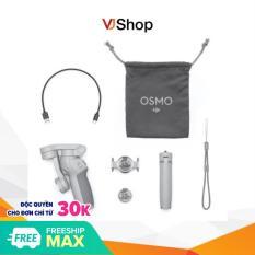 Tay cầm chống rung cho điện thoại DJI OM4 (Osmo Mobile 4) – Hàng chính hãng