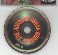 stereomate – Đĩa nhạc – CD gốc: THUG – The House of Urban Grooves Jazz