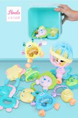 Bộ đồ chơi cho trẻ ngậm nướu Hinata Nhật Bản BDC25
