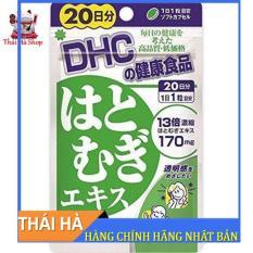 Viên Uống DHC Trắng Da 20 Viên Giúp Trắng Sáng Da Ngăn Ngừa Lão