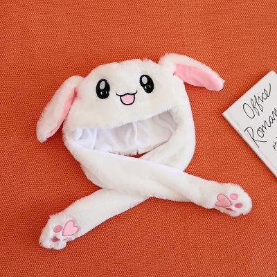 Nón mũ tai thỏ vẫy, giật được hai tai.