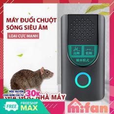 Máy Đuổi Chuột bằng Sóng Siêu Âm – Thiết bị đuổi chuột thông minh – Bảo hành 3 tháng 1 đổi 1 – HÀNG CAO CẤP