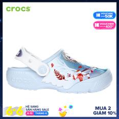 CROCS Giày Lười Trẻ Em Funlab Disney Frozen 2 Clog 206165