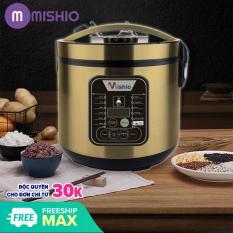 Nồi cơm điện tử Mishio MK10 – Hàng thanh lý