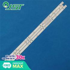 [Nhập ELJAN11 giảm 10%, tối đa 200k, đơn từ 99k]Asanzo 40DF2200 – Bộ 3 Thanh LED cho Tivi Asanzo TCL 40 inch (2 Thanh 7 LED 1 Thanh 6 LED)