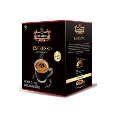 King Coffee Espresso Instant Box 100 Sticks