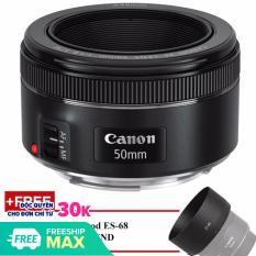 [Nhập LZDEL51 giảm 10% tối đa 200k cho đơn 99k] Ống kính Canon EF 50mm f/1.8 STM – Hàng Canon Lê Bảo Minh