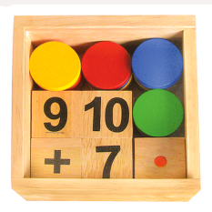 Bộ học toán Winwintoys – 61312