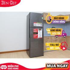 [TRẢ GÓP 0%] Tủ Lạnh Inverter Sharp SJ-X316E-DS (314L)