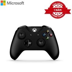 Tay cầm XBOX ONE S CONTROLLER + CÁP 3M chính hãng – Tay cầm cho Xbox One, PC, Laptop, Android, OS – BH đổi mới 1 năm – Hãng phân phối chính thức