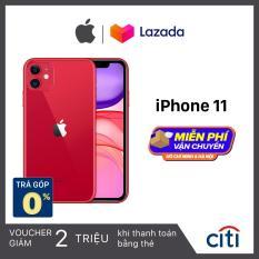 Điện thoại Apple iPhone 11 – Phân Phối Chính Hãng VN/A – Màn Hình Liquid Retina HD 6.1inch Face ID Chống nước Chip A13 2 Camera