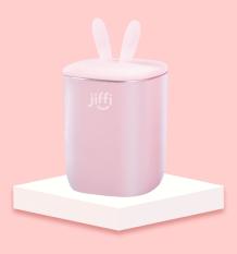 Máy hâm sữa di động cầm tay Jiffi T5-18B Phiên bản 3.0 tích hợp pin sạc bảo hành 6 tháng