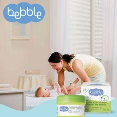 Bebble Nappy rash cream 60ml – Kem chống hăm tã Bebble