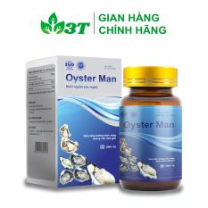 Tinh Chất Hàu Biển Oyster Man (Hộp 30 Viên)