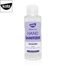 Nước rửa tay khô tinh dầu Oải hương Kobi Hand Sanitizer Lavender 100ml