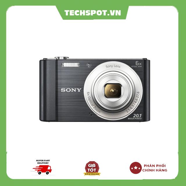 Máy ảnh nhỏ gọn Sony Cyber-shot DSC-W810 với zoom quang học 6x Chính Hãng Bảo hành 12 Tháng
