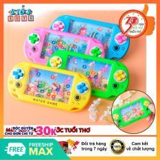 Đồ chơi trẻ em máy bắn vòng nước cầm tay, đồ chơi tuổi thơ huyền thoại