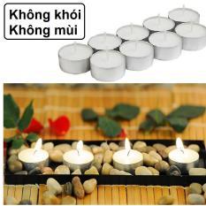 Bộ 10 nến Đèn xông tinh dầu không mùi không khói nen den xong den dot nen đèn đốt nến trang trí nến đốt tinh dầu