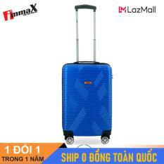 [ MIỄN PHÍ SHIP] Vali nhựa du lịch size xách tay 20inch immaX X11/ Vali kéo du lịch size nhỏ