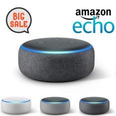 Amazon Echo Dot 3 – Loa thông minh thế hệ mới nhất 2019