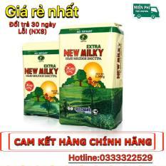 (DATE MỚI) Sữa béo Nga New Milky Extra, Sữa tăng cân Nga – Sữa tăng cân, dinh dưỡng cho người gầy, nhẹ cân – New milky extra