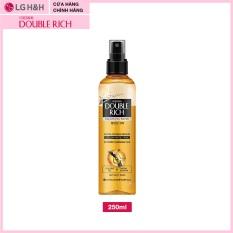 Nước dưỡng nuôi dưỡng tóc óng mượt cho tóc nhuộm Double Rich Extra Double Repair 250ml